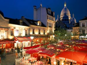Place-du-Tertre-Paris